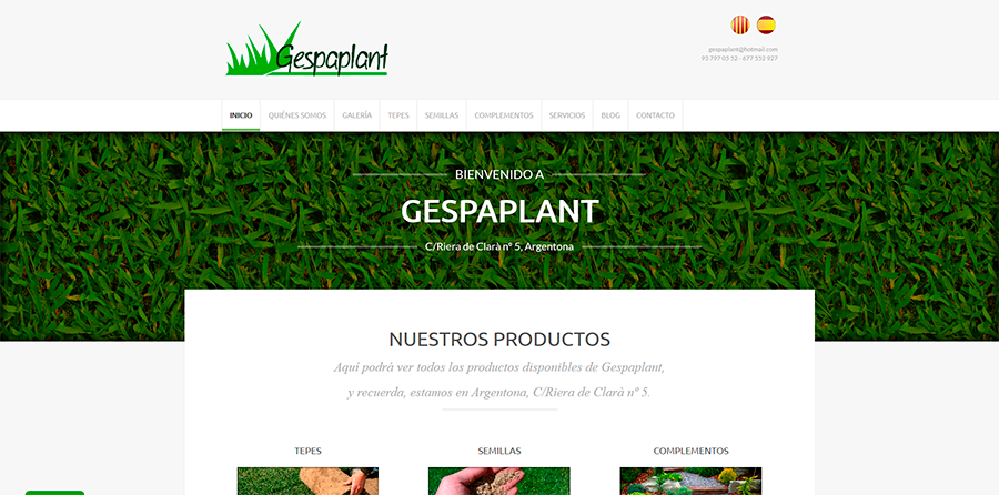 Gespaplant